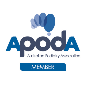 Member of the AUstralian Podiatry Association